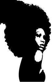 black-women-afro