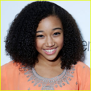 Amandla the Great: What Amandla Stenberg Teaches us About Loving Blackness