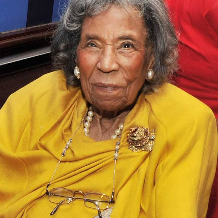 Remembering Amelia Boyton Robinson, The Last of a Dying Breed