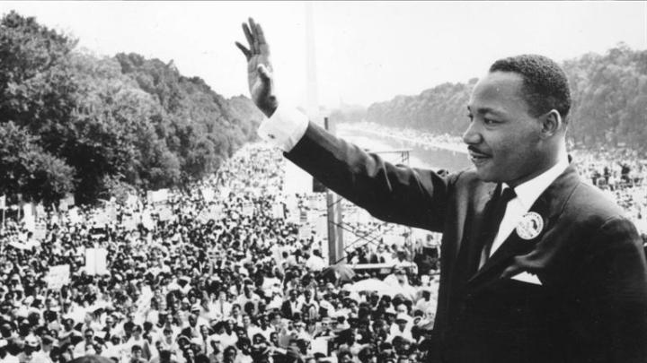 Dr. Martin Luther King Jr and TheMountaintop