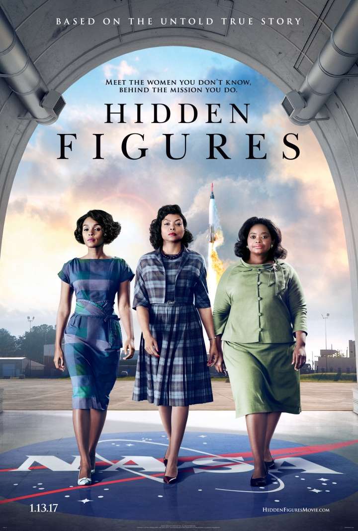 The Hidden Message of the Hidden Figures Film and Others LikeIt