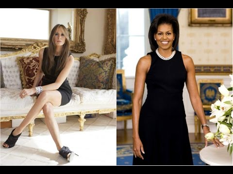 From Michelle to Melania: Femininity, Race and White Supremacy