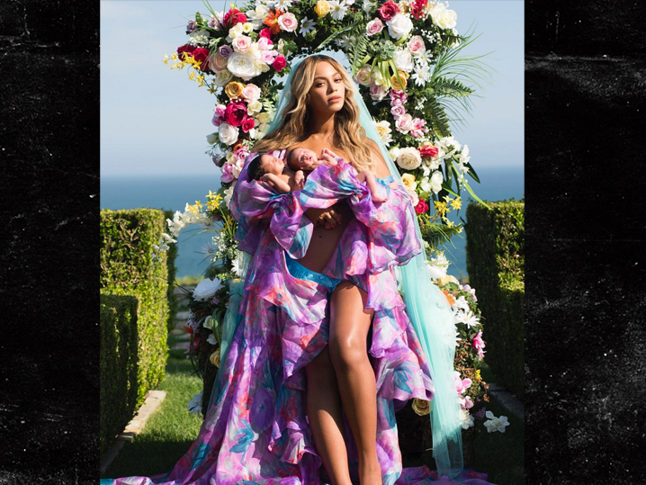 Why Beyonce Had to Have Twins: Black Female Hyper-Sexuality, Hyper-Fertility, and Sexual Objectification