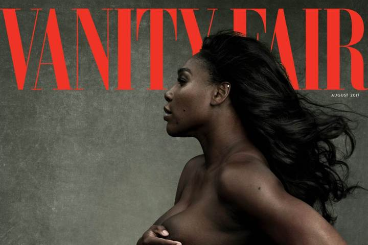Why the Serena Williams Vanity Fair Cover Image Bothers Me