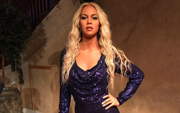 The Beyoncé Wax Figure: White-Washing and the Blind Gaze