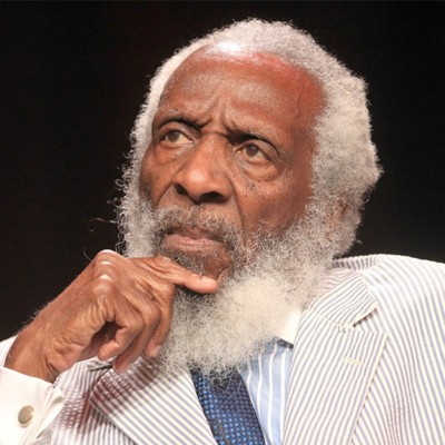 Remembering the Late and Great Dick Gregory