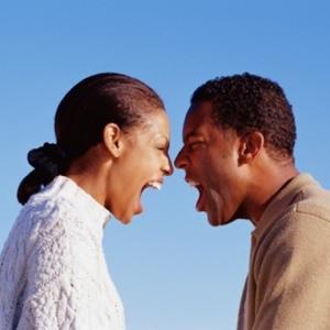 black-couples-argue