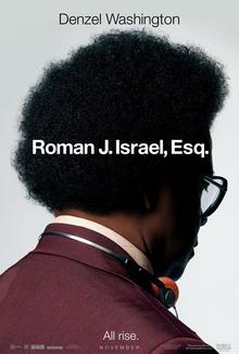 Roman J. Israel, Esq, AReview