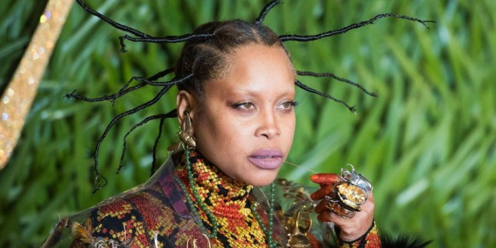 Erykah Badu_Photo by Samir Hussein-Samir Hussein-WireImage_Getty 886966038