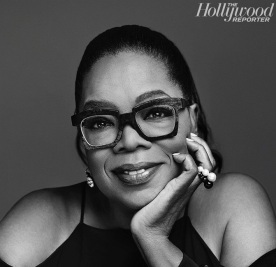 Oprah Winfrey for The Hollywood Reporter 1