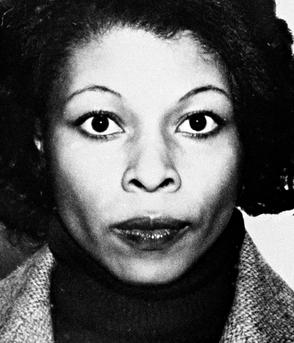 FBI photo file showing the different appearances of Assata Shakur.