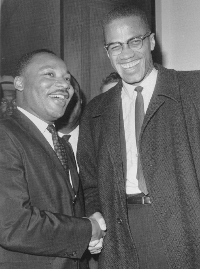 Martin-Luther-King-Malcolm-X-the-meeting