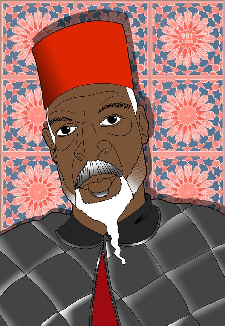The Soulz of Black Folk Spotlight Series: Artist/Academic Ajuan Mance and 1001 BlackMen