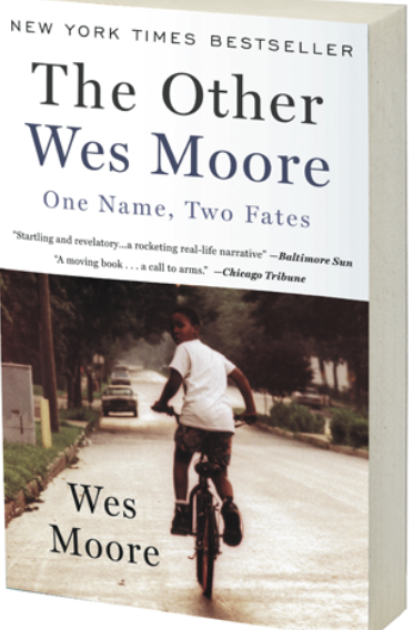 The Other Wes Moore, A Review