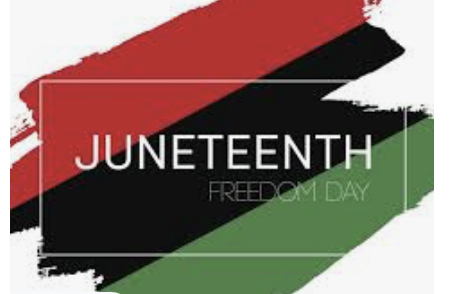 On Juneteenth 2020