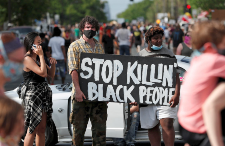 Protest Participation and Black Power